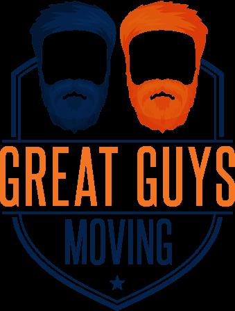 Great Guys Moving Logo