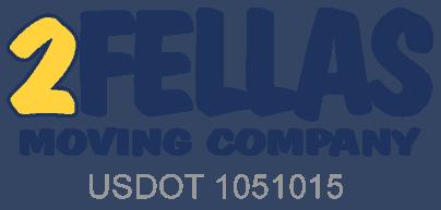 2 Fellas & A Big Vehicle Moving Company Logo