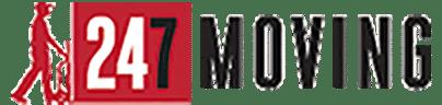 24/7 Moving Logo