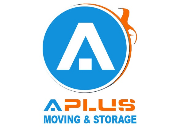 A-Plus Moving & Storage Logo