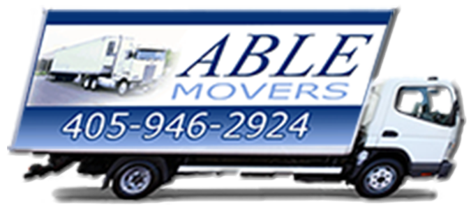Able Movers Logo