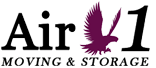 Air 1 Moving & Storage Logo