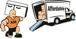 Alex's Affordable Moving LLC Logo
