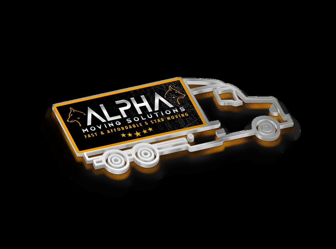 Alpha Moving Solutions Logo