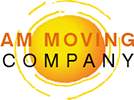AM Moving Company Logo