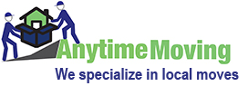 Anytime Moving LLC Logo