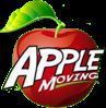 Apple Moving Houston Logo