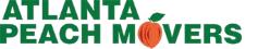 Atlanta Peach Movers Logo