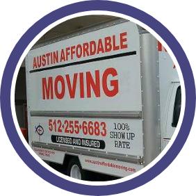 Austin Affordable Moving Logo
