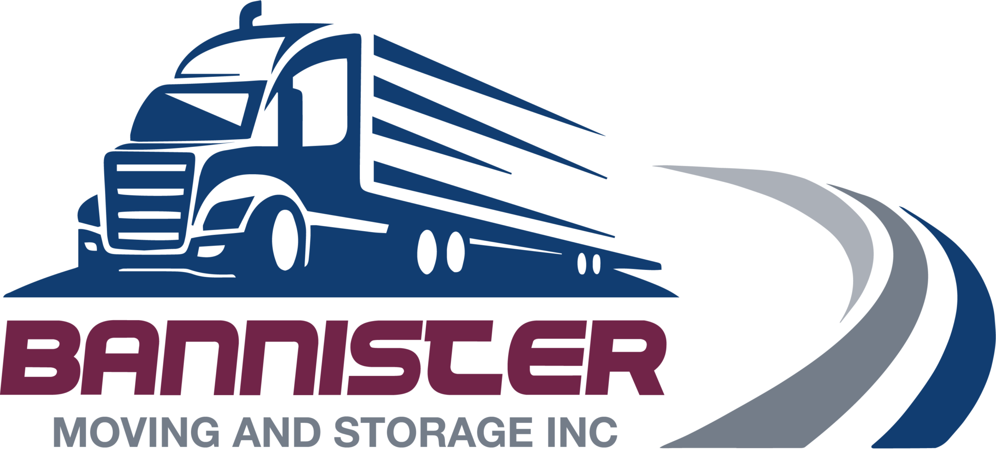 Bannister Moving & Storage, Inc. Logo