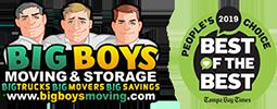 Big Boys Moving & Storage of Tampa Bay Logo