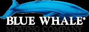 Blue Whale Moving Company – Austin Logo