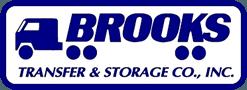 Brooks Transfer & Storage Co Logo