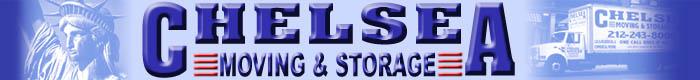 Chelsea Moving & Storage Logo