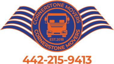 Cornerstone Movers Logo