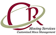 CR Moving & Storage Services Logo