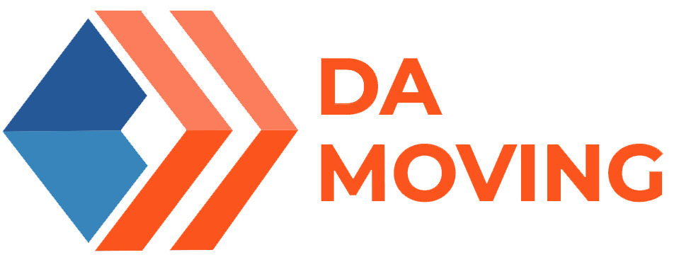DA Moving NYC Logo