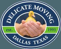 Delicate Moving Logo