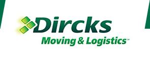 Dircks Moving & Logistics Logo