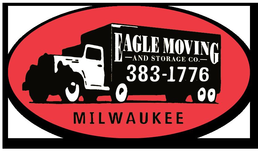 Eagle Moving & Storage Co Logo