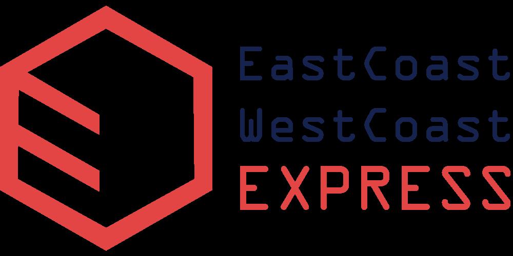 East Coast West Coast Express Logo