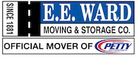 E.E. Ward Moving & Storage Co. Logo