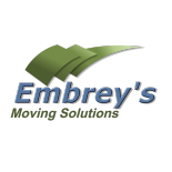 Embrey's Moving Solutions – We Move Tampa Bay ® Logo