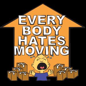EveryBody Hates Moving LLC Logo