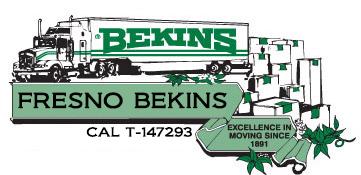 Fresno Bekins Logo
