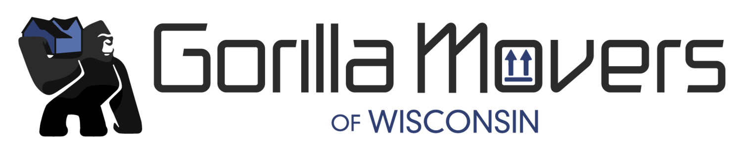 Gorilla Movers Of Wisconsin Inc. Logo