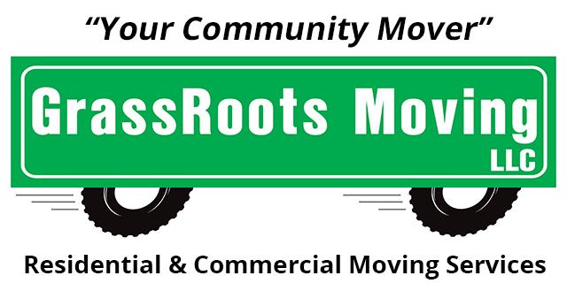 GrassRoots Moving LLC Logo