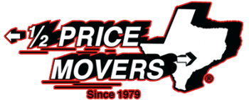 Half Price Movers Logo