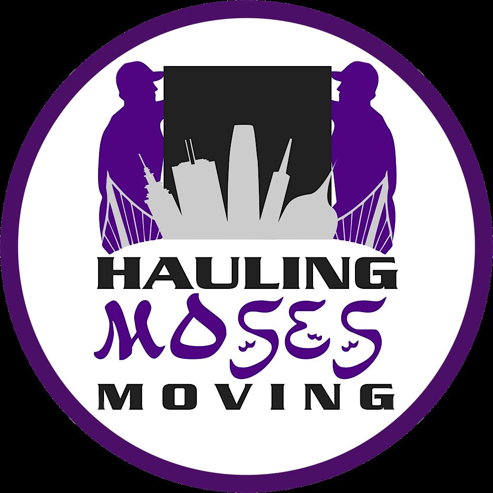 Hauling Moses Moving Inc. Logo