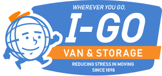 I-Go Van & Storage Co Logo