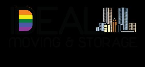 Ideal Moving & Storage Logo