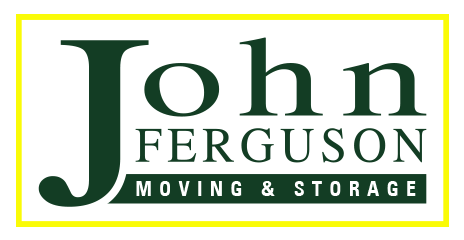John Ferguson Moving & Storage Logo
