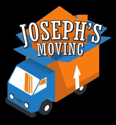 Joseph's Moving Logo