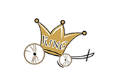 King Moving Company Logo