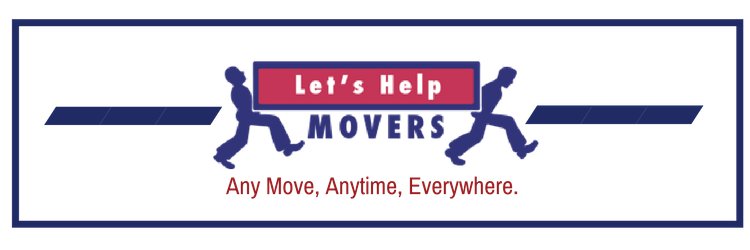 Let's Help Movers Logo