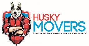 Los Angeles movers -Husky Movers LA Logo