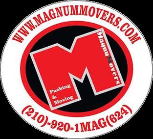 Magnum Movers Logo