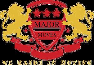 Major Moves LLC Logo