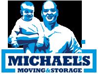 Michael's Moving And Storage Boston Logo
