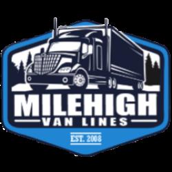 Mile High Van Lines Logo