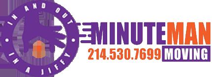 Minute Man Moving Logo
