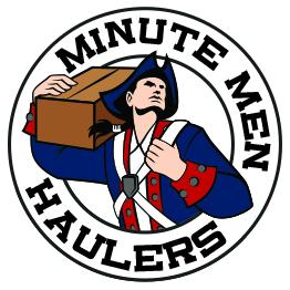 Minutemen Haulers Logo