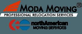 Moda Moving Logo