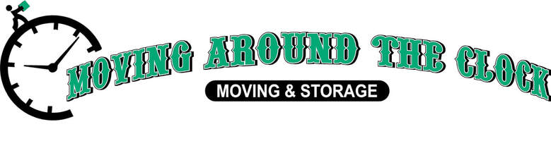 Moving Around The Clock Logo
