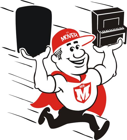 Mr. Mover Logo