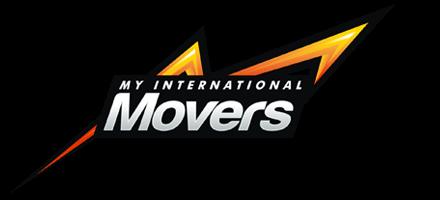 My International Movers Logo